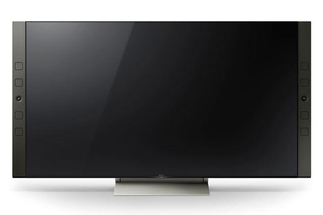 上述の「モーションフロー」技術を搭載するソニーの液晶テレビ「BRAVIA X9500E」シリーズ