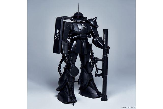全長150cmを誇る、1/12スケールの「HY2M 1/12 MS-06S ZAKUII mastermind JAPAN Ver.」