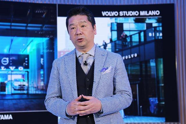 ボルボ・カー・ジャパン株式会社 代表取締役社長の木村隆之氏