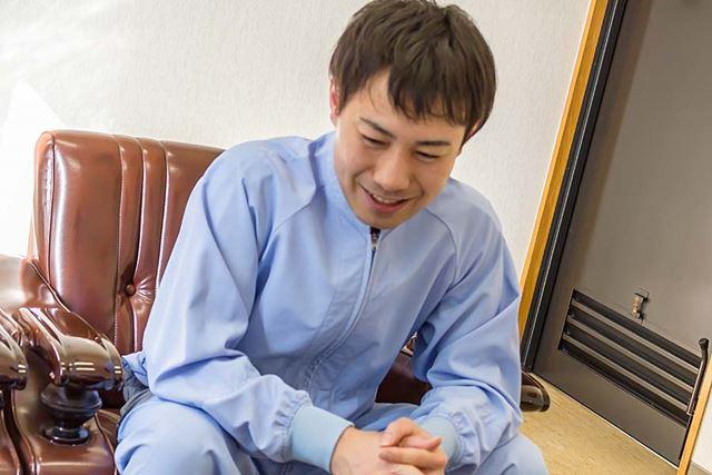 小島さん、実は相当クセの強い人なんじゃないかと思った瞬間である
