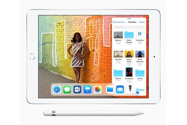 アップル 第6世代「iPad」