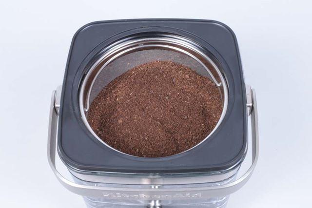 250gというと結構な量なので、豆から挽く際には電動ミルを使用したほうがいい