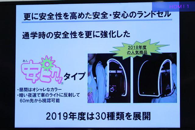 2018年の人気モデルだった「安ピカッ」シリーズが2019年も登場!