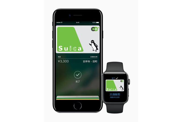 iPhoneにSuicaと「ビュー・スイカ」カードを搭載すれば、通勤、移動、買い物がスマホ1つで完結します