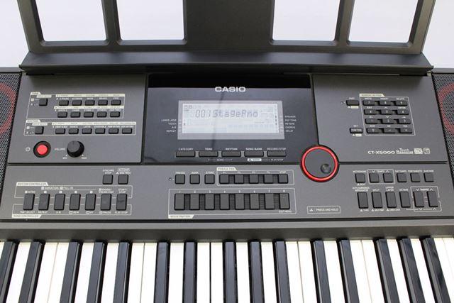 コントロール系統と視認性の高いディスプレイを備えるコントロールパネル