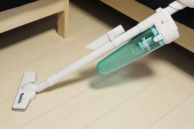 コードレス掃除機をサイクロン式にアップグレードするという魔法のアタッチメント