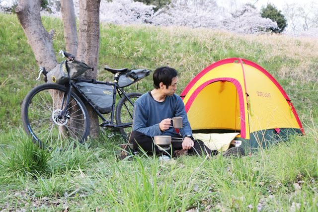 自転車でゆるキャン△! 荷物を積んで出かけるバイクパッキングでひとりキャンプにトライ!!