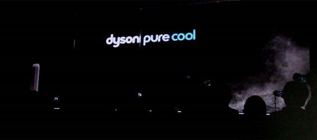 ぐぐっと「Dyson Pure Cool 空気清浄ファン」に引き寄せられ……