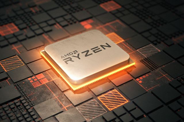 AMDデスクトップ向け第2世代Ryzen CPUシリーズ