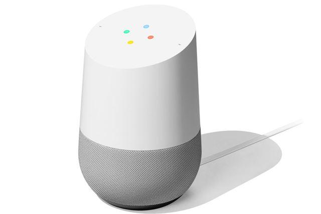 こちらは、Googleから登場した「Google Home」