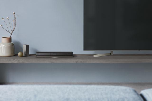 ソニーブルーレイレコーダー2018年モデル