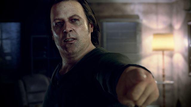 モーションキャプチャーにより本物の人間のような表情を見せるキャラクター