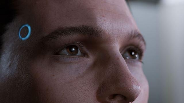 眼球が動くだけでリアリティは一気に増す