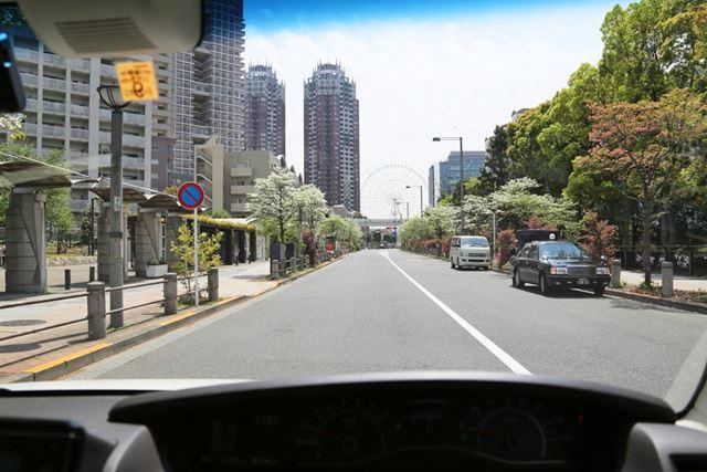 ホンダ「N-BOX」走行イメージ