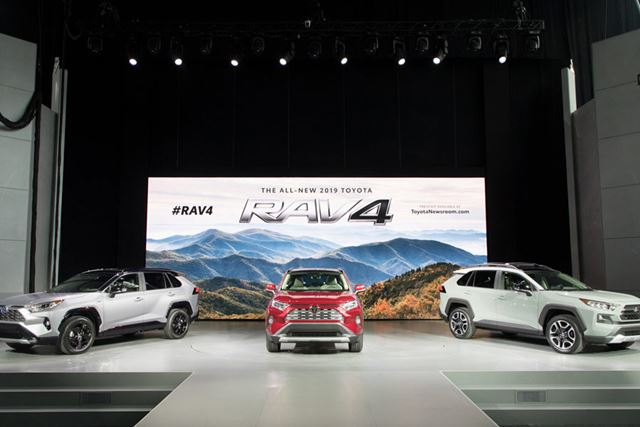 トヨタ 新型「RAV4」