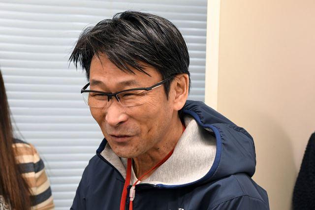 今回のツアーの講師を務めた航空写真家の加藤先生