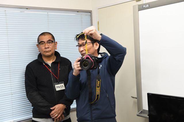 お手製の撮影補助ツールの使い方を解説