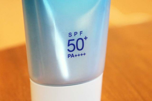 SPFとPAは、パッケージにわかりやすく記載されていることがほとんどです