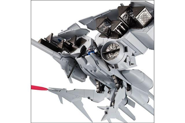 異色の食玩「機動戦士ガンダムユニバーサルユニット ガンダム試作3号機 デンドロビウム【PB限定】」