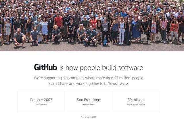 多くの開発者が利用するGitHubはマイクロソフト傘下になる模様