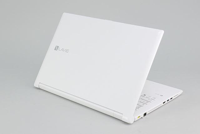 写真の「エクストラホワイト」モデルは、天板から底面までホワイトを基調とした清潔感のあるカラーリング