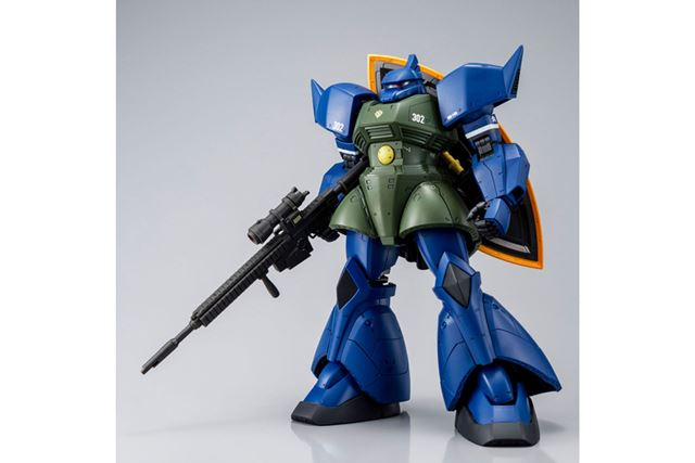 「MG 1/100 アナベル・ガトー専用ゲルググ Ver.2.0」