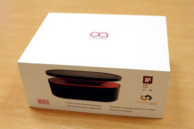 購入したのはOAXIS (オキシス)の「Bento (ベント)」
