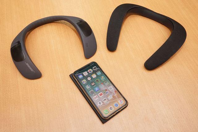 iPhoneと組み合わせてBose「SoundWear Companion speaker」とJBL「SOUNDGEAR」をテスト