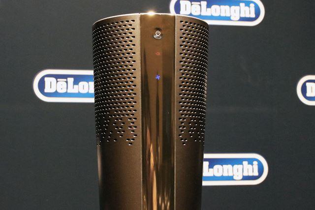 「空気清浄機能付きファン HFX85W14C」は2018年6月8日発売予定。市場想定価格は59,880円(税別)です