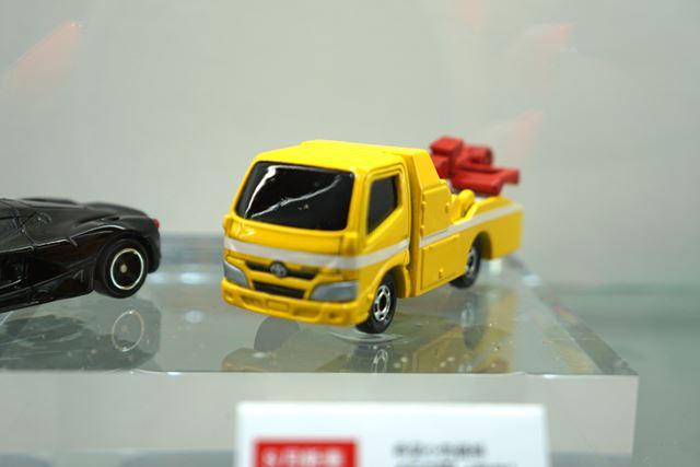 No.5 トヨタ ダイナ レッカー車。8月発売予定。450円(税別)