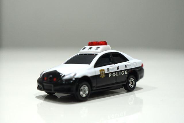 「05 トヨタクラウン パトロールカー」