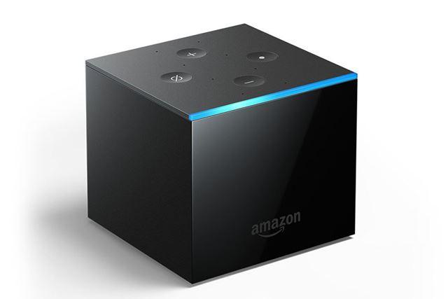 アマゾンが発売した「Fire TV Cube」