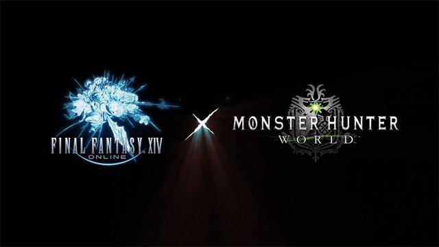 「ファイナルファンタジーXIV」と「MONSTER HUNTER: WORLD」のコラボが決定