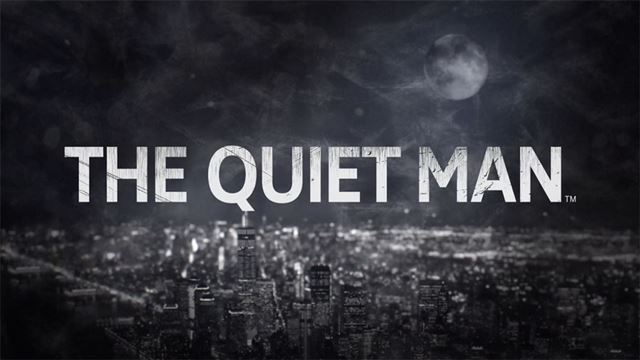 明らかにされたのは「THE QUIET MAN」というタイトルのみ。続報に期待したい