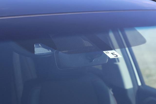 新型「ジェイド」には全車「Honda SENSING」が採用されている