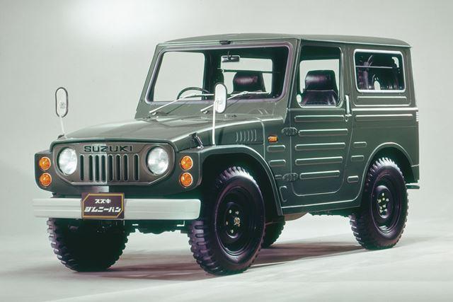 初代「ジムニー」(LJ20-2型)