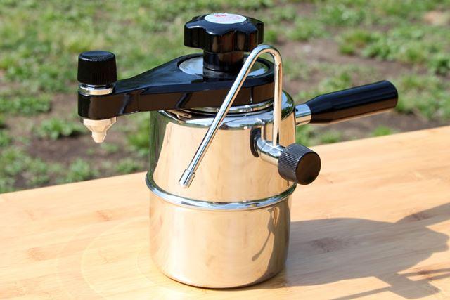 ベルマン「エスプレッソ・カプチーノコーヒーメーカー CX-25」