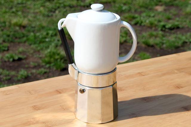 OMG「エスプレッソ・コーヒーメーカー ブランカ」