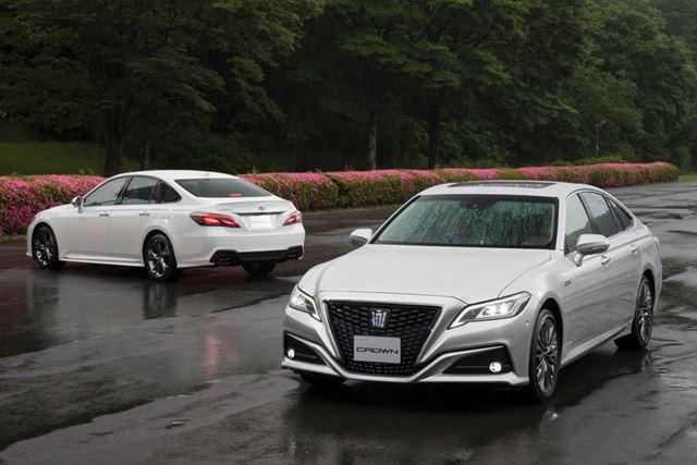 """Model baru Toyota """"Crown"""" generasi ke-15 akan dirilis pada 25 Juni 2018"""