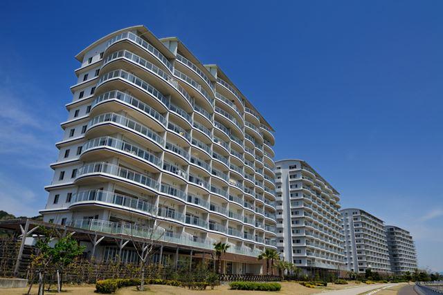 格安リゾートマンションが増えている。写真はイメージ