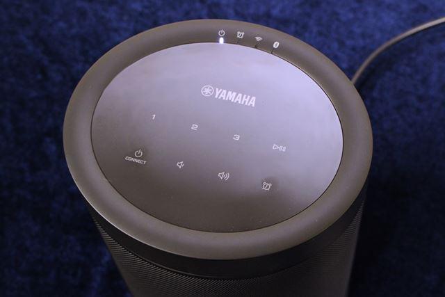 本機も、本体上面に搭載される「1」「2」「3」の各ボタンに、よく使う再生ソースを割り当てられる