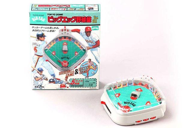 1988年発売「ビッグエッグ野球盤Jr.」