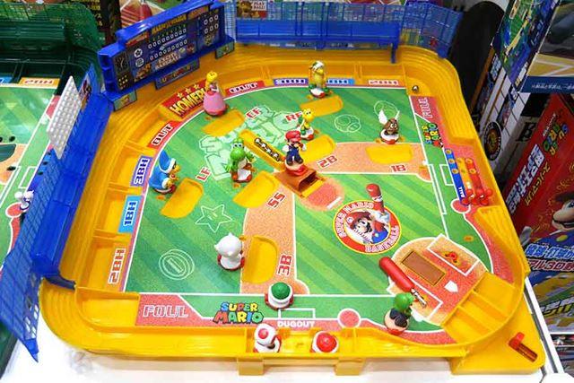 2018年発売「スーパーマリオ野球盤」