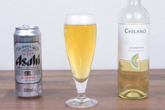 きめの細かい泡立ちによって、ビールらしい飲み口が保たれているのも好印象だ