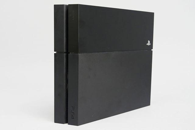 初期型PS4やPS4スリムは内蔵HDDの接続規格がSATA2なので3Gbpsの転送速度しかでない