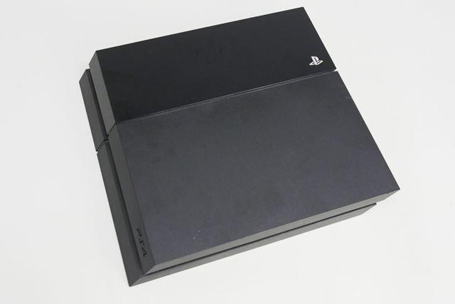 今回は初期型PS4を高速化しますが、方法はPS4スリムでもPS4 Proでも同じです