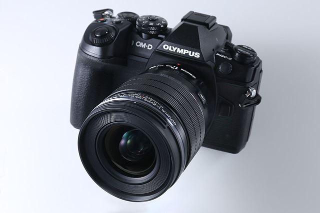 M.ZUIKO DIGITAL ED 17mm F1.2 PRO(カメラボディはOM-D E-M1 Mark II)