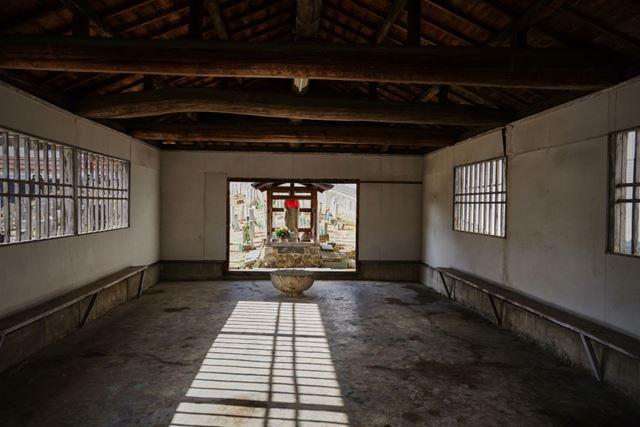 京都・名もなき墓地