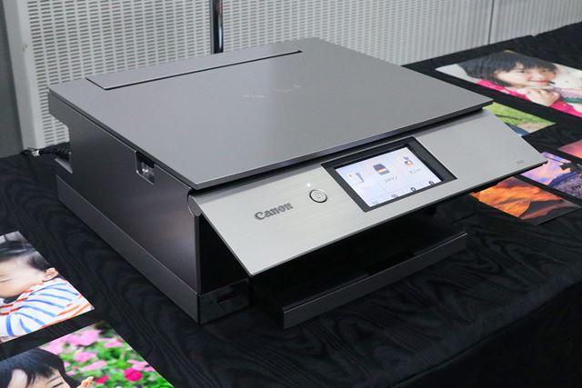 最上位モデルの「XK80」。6色ハイブリッドインクを採用する