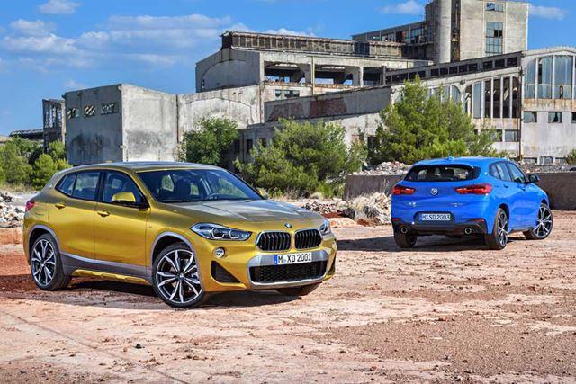 BMW X2のイメージ画像